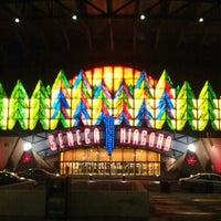Photo taken at Seneca Niagara Casino by Diana P. on 11/26/2012