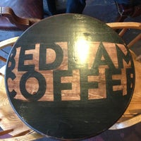 Photo taken at Bedlam Coffee by Gilbert H. on 3/23/2013