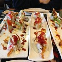 Photo taken at Mana Sushi by Tony W. on 4/9/2013