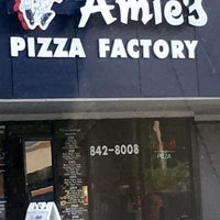 Photo taken at Amie's Pizza Factory by Marc P. on 5/27/2016