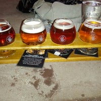 Photo taken at Left Hand Brewing Company by Allison W. on 10/13/2012