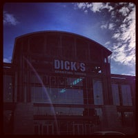 Photo taken at DICK'S Sporting Goods by Andrew B. on 12/11/2012