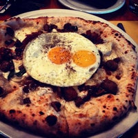 Photo taken at DOUGH Pizzeria Napoletana by Andrew B. on 7/27/2013