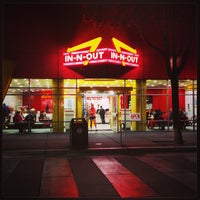 Photo taken at In-N-Out Burger by Andrew B. on 8/20/2013