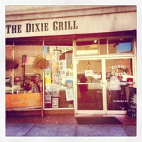 Photo taken at Dixie Grill by Andrew B. on 2/17/2013