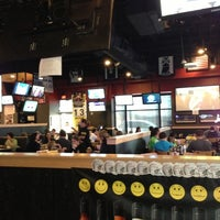 Photo taken at Buffalo Wild Wings by Andrew B. on 11/25/2012