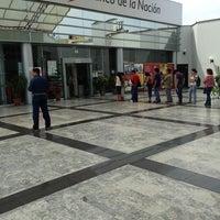 Photo taken at Banco de la Nación by Jaime G. on 2/20/2013