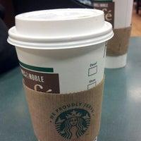 Photo taken at Starbucks by Adrienne S. on 9/28/2012