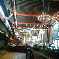 Photo taken at Willoughby Brewing Company by Lyndsie S. on 10/3/2012