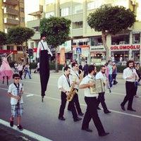 6/21/2013 tarihinde Ilker S.ziyaretçi tarafından Fatih Sultan Mehmet Bulvarı'de çekilen fotoğraf