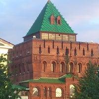 รูปภาพถ่ายที่ Нижегородский Кремль / Nizhegorodskiy Kreml' โดย Elena N. เมื่อ 7/15/2013