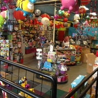 Photo taken at Toy Joy by Deeba A. on 8/13/2013