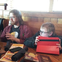 Photo taken at Outback Steakhouse by Teresa G. on 12/1/2013