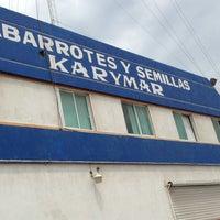Photo taken at Abarrotes y Semillas Karymar by MarLn R. on 6/11/2013
