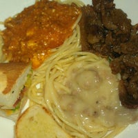Photo taken at Chef Laudico's BFAST by Garz A. on 12/25/2012