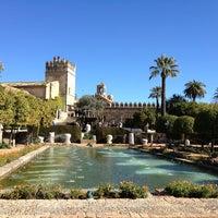 Foto tomada en Alcázar de los Reyes Cristianos por Alberto P. el 2/2/2013