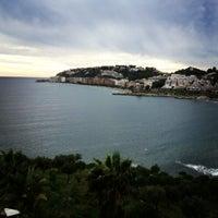 Photo taken at Playa de Calabajío by Alberto P. on 10/31/2012