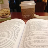 Photo taken at Panera Bread by Peach Q. on 5/3/2013
