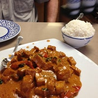 Photo taken at Komol Restaurant by Linda R. on 9/29/2012