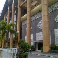Photo taken at Perpustakaan Daerah by Aji R. on 9/3/2013