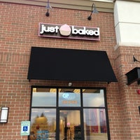 Photo taken at Just Baked by Tori M. on 1/20/2013