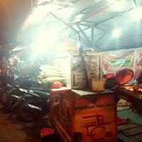 Photo taken at Jagung Bakar Bu Trisno by Joe S. on 8/13/2014