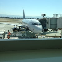 Photo taken at Terminal A by Christine C. on 5/9/2013