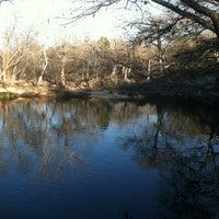 Photo taken at McKinney Falls State Park by Karen C. on 2/1/2013