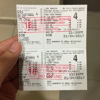 Photo taken at Golden Screen Cinemas (GSC) by Anis S. on 4/21/2017