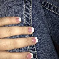 Photo taken at Ann's Nails by Bekah C. on 11/29/2013