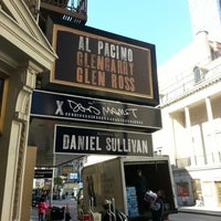 Photo taken at Gerald Schoenfeld Theatre by Thomas E. on 10/11/2012