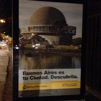 Photo taken at Cartel De Publicidad De Buenos Aires by Roberto A. on 7/4/2013