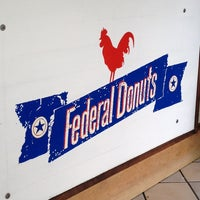 Photo taken at Federal Donuts by Dee Jay K. on 3/16/2013