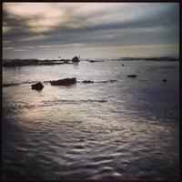 Photo taken at Playa Los Tubos by Máximo O. on 7/10/2013