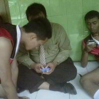 Photo taken at SMA Negeri 1 Puri by Frank C. on 12/25/2012