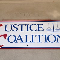 Photo taken at Justice Coalition by Sabrina G. on 12/18/2012