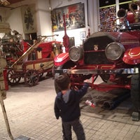 Photo taken at New York City Fire Museum by Eubin K. on 4/20/2013