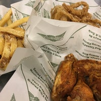 Photo taken at Wingstop by B ♡. on 1/20/2017