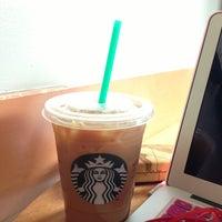 Photo taken at Starbucks by Eileen H. on 4/16/2013