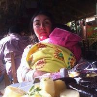 Photo taken at restaurant los cantaros, La granja educativa by Juanma T. on 8/3/2013