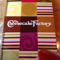 Photo taken at Cheesecake Factory by Fenie L. on 1/29/2013