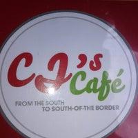 Photo taken at CJ's Cafe by Talya M. on 5/5/2013