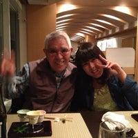 Photo taken at 日本料理 石庭 by Fumiyo O. on 5/1/2013