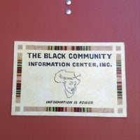 Photo taken at Black Community Information Center by Al W. on 6/17/2013