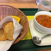Photo taken at MOS Burger by Sakurairo on 3/1/2018
