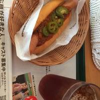 Photo taken at MOS Burger by Sakurairo on 7/12/2017