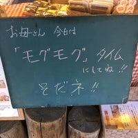 Photo taken at SAUSAGE HOUSE もぐもぐ by Sakurairo on 3/1/2018