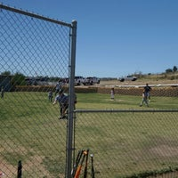 Photo taken at Sweetwater Valley Little League by Veronica K. on 4/16/2016