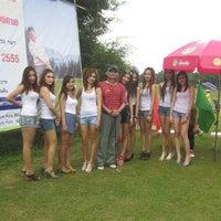 Photo taken at Nongkhai golf club by k.pichai on 10/3/2012
