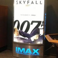 11/9/2012にVivek K.がBoeing IMAX Theaterで撮った写真